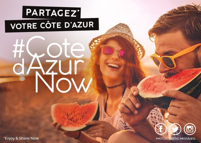 #CotedAzurNow : plan de relance tourisme de la Côte d'Azur