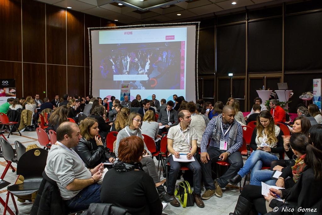 Les barcamps du salon e-tourisme