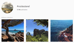 Instagram VisitEsterel