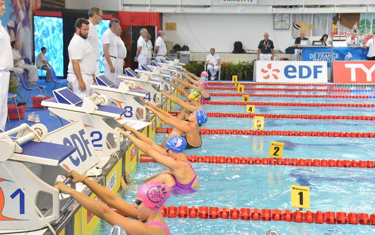 Saint-Raphael - Championnat Elite Natation