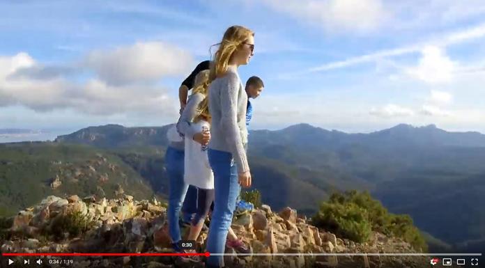 Découvrez la nouvelle vidéo Estérel Côte d'Azur «2019 émotions à partager»