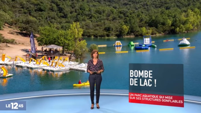 Presse & TV : large couverture médiatique pour la destination Estérel Côte d'Azur