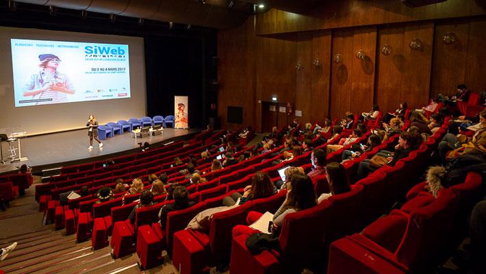 Le 1er salon des Influenceurs du Web (SiWeb) à Saint-Raphaël