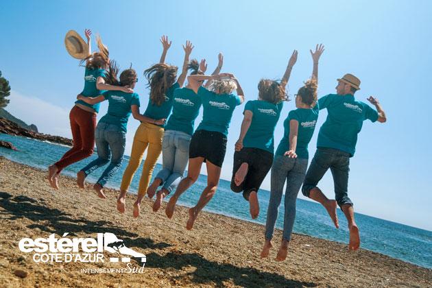 Equipe Estérel Côte d'Azur