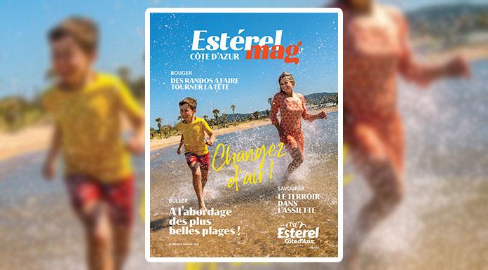 Magazine de destination : L'Estérel Mag #2 est là !