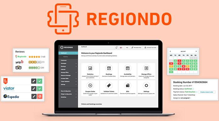 Expérience Côte d'Azur : développement du dispositif avec Regiondo