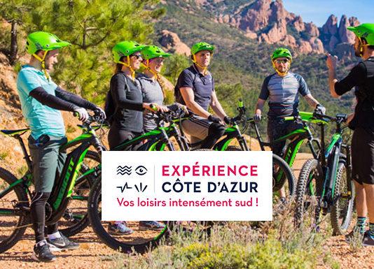 Experience Côte d'Azur - Loisirs Groupes