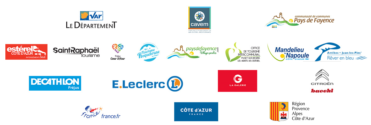 Partenaires Expérience Côte d'Azur