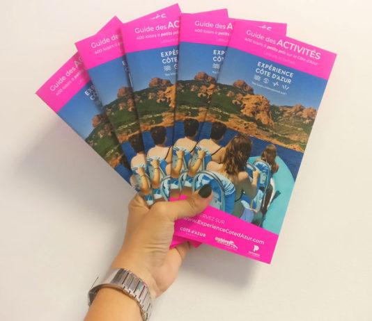 Guide des loisirs Experience Côte d'Azur 2019
