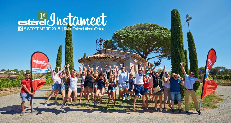 InstaMeet #VisitEsterel