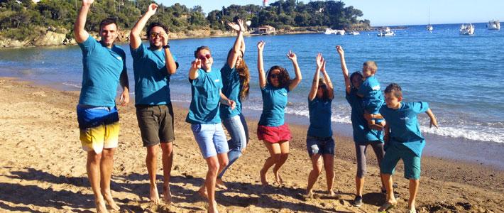 Les Igers Estérel Côte d'Azur réunis lors d'un #Instapéro