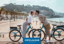 Accueil TO - E-bike Côte d'Azur France