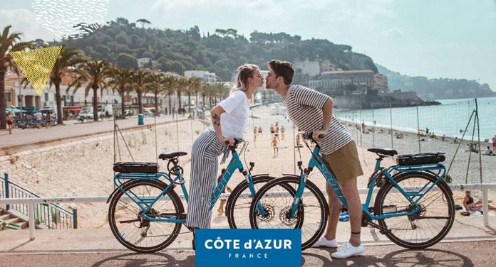 Accueil TO - E-bike Côte d'Azur France