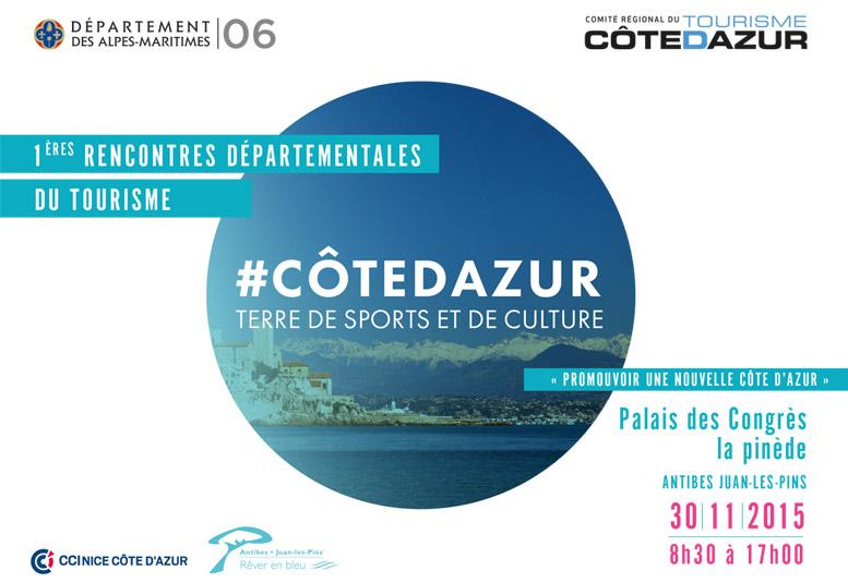 1eres Rencontres Départementales du tourisme