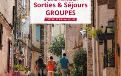 Excursions Groupes 2021/ 2022 : une offre repensée