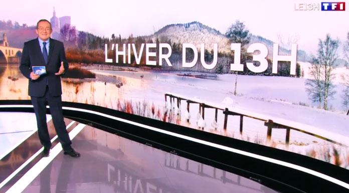 Actualite agence ECA - Reportage TF1