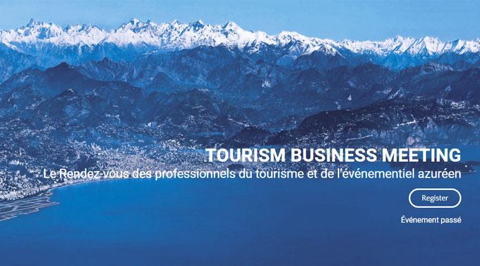 Estérel Côte d'Azur, présente à la 6ème édition du Tourism Business Meeting