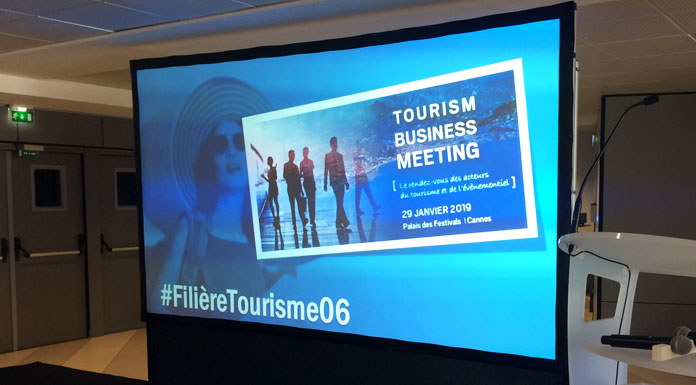 Salon Tourism Business meeting - Cannes