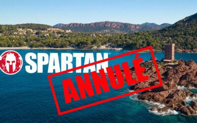Spartan Estérel Saint-Raphaël : Annulation de l'événement