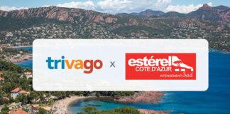 Partenariat Trivago - Esterel Cote d'Azur