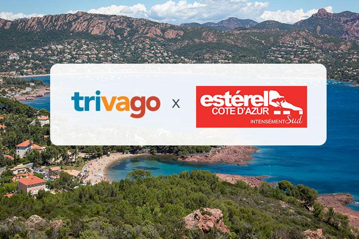 Trivago, partenaire de l'agence Estérel Côte d'Azur