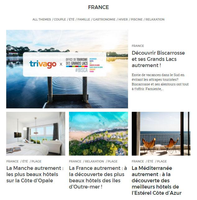 Trivago - Hotels Estérel Côte d'Azur