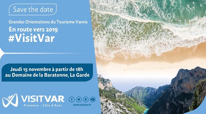 Var Tourisme : En route vers 2019 !