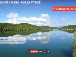 Webcam Esterel cote d'azur - Saint-Cassien