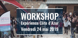 Workshop Experience Cote d'Azur