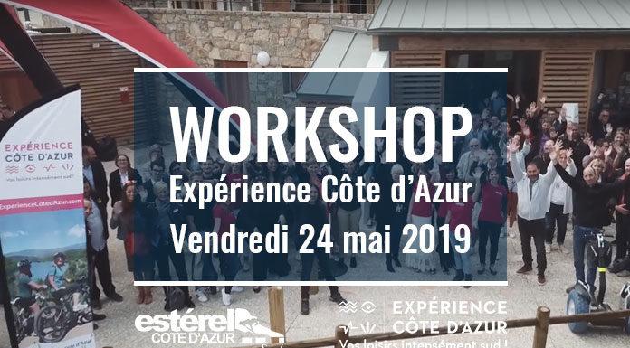 Workshop Experience Cote d'Azur
