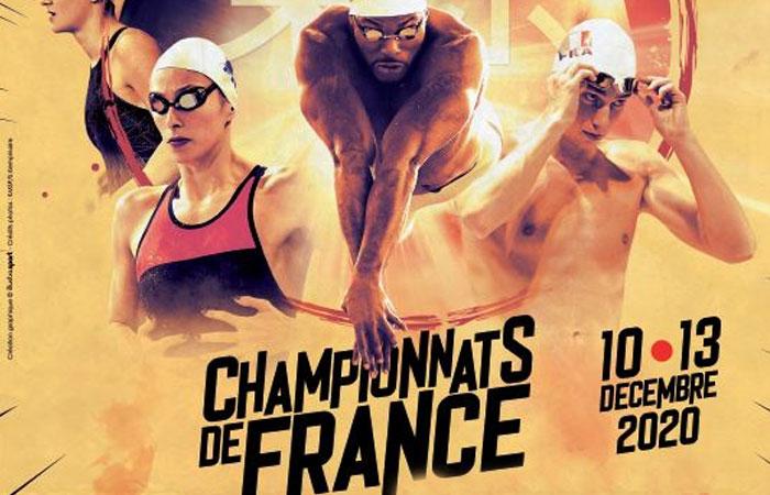 Partenariat événementiel : Championnats de France de natation