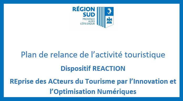 dispositif reaction - region sud