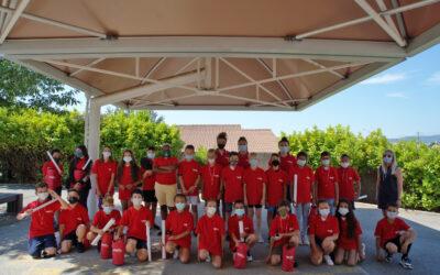 L'école Caïs de Fréjus à la découverte du territoire Estérel Côte d'Azur