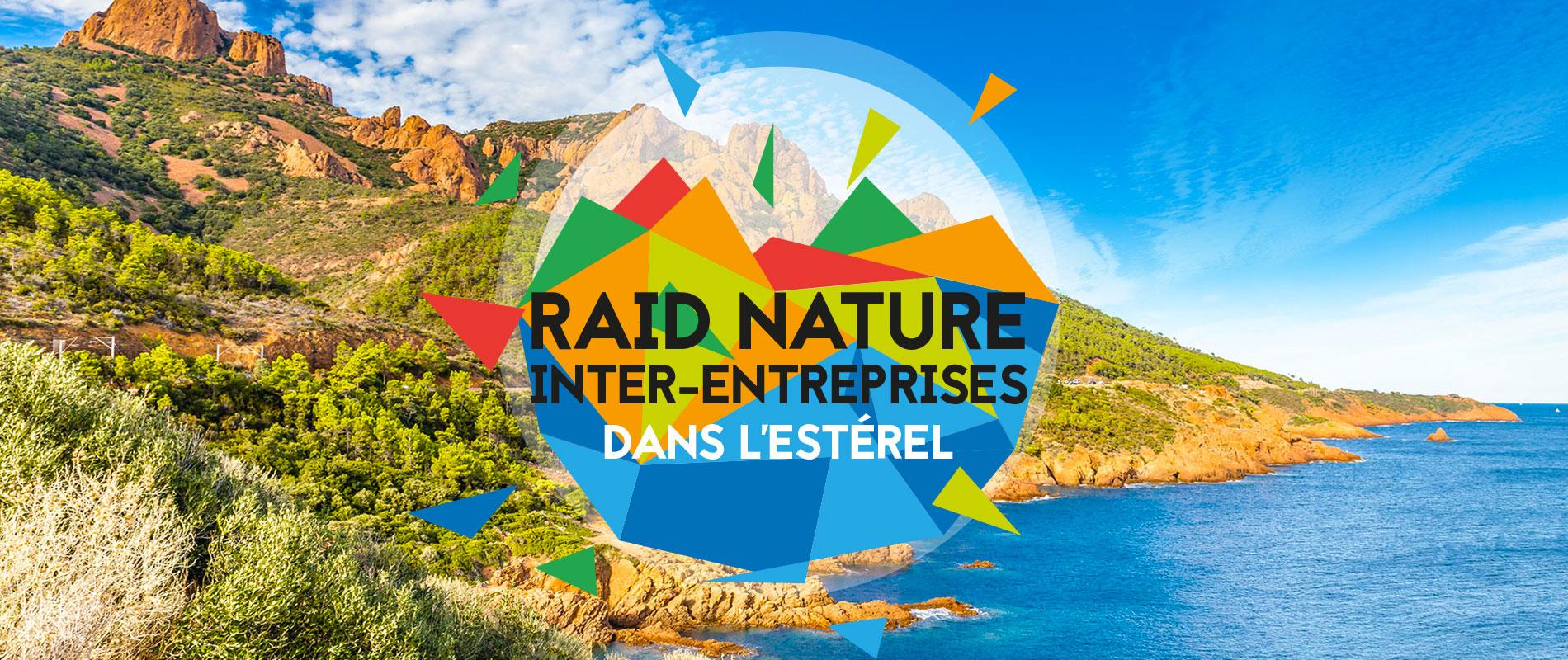 Estérel Côte d'Azur, partenaire du Raid Estéo