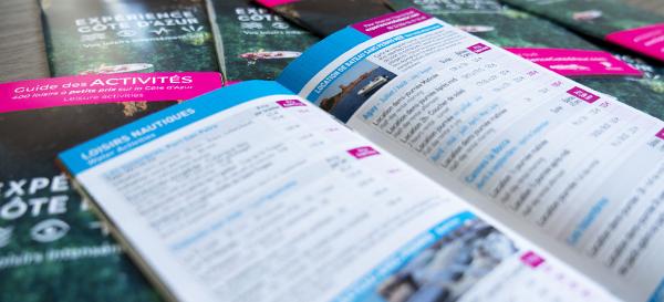 esterel - pro - brochures