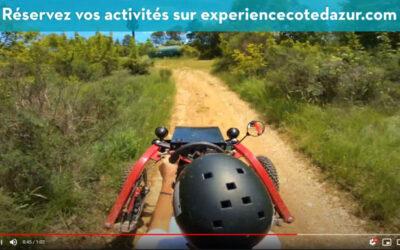 Expérience Côte d'Azur : nouvelle vidéo de promotion des activités à diffuser à vos clients