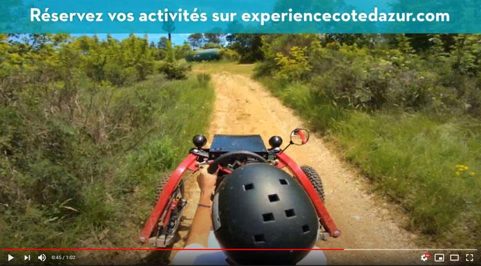experience cote dazur - video promotion