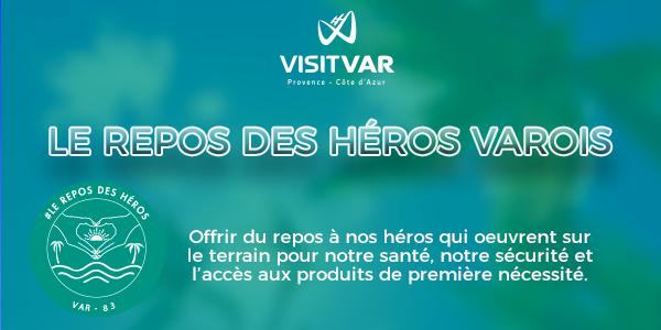 Opération de solidarité « Le repos des héros varois »