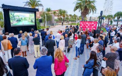 28 septembre 2021 : soirée de lancement de la marque Estérel Côte d'Azur