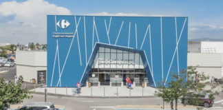 centre commercial carrefour puget