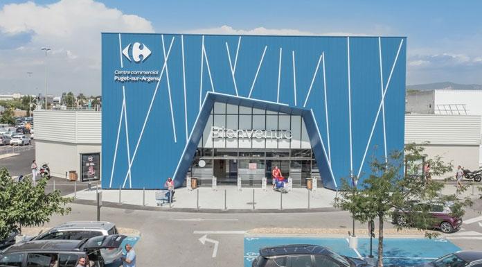 Opération de promotion des activités au C. cial Carrefour de Puget