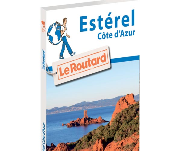 Découvrez le Guide du Routard Estérel Côte d'Azur !