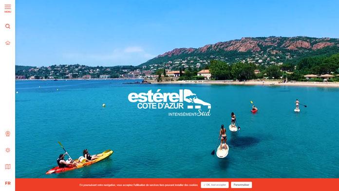 Découvrez le nouveau site esterel-cotedazur.com !