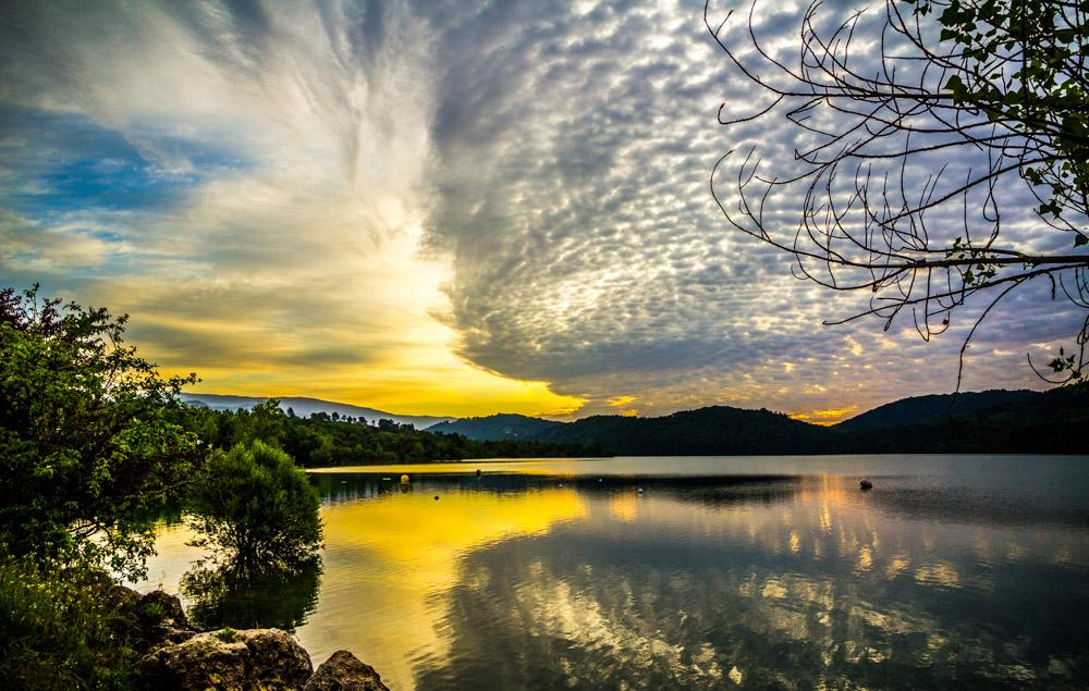 Découvrez Estérel Côte d'Azur en time-lapse
