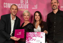 trophees de la communication - meilleur site 2019