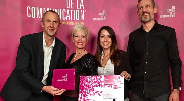 Estérel Côte d'Azur remporte les Trophées de la Communication 2019 !