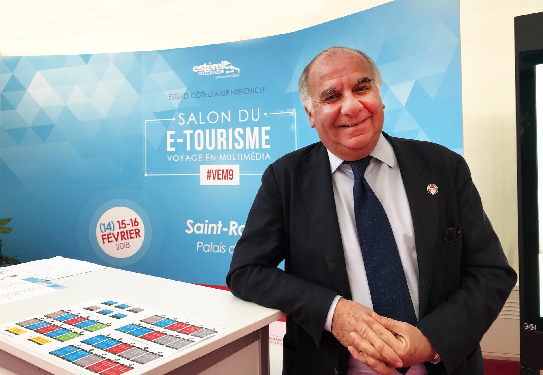 VEM - grand Temoin - Serge Trigano